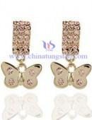 Tungsten Earring-0034