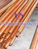 WCu10 Tungsten Copper Tube