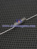 Tungsten filament electron gun -0103