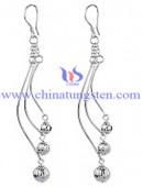 Tungsten Earring-0027