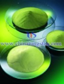 yellow tungsten oxide - 0044