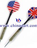 Tungsten alloy steel dart TDB-A-082