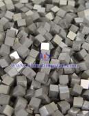 95W-Ni-Cu tungsten alloy small square tablets