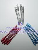 Color tungsten darts rod (70W Ø7.94 38.00)