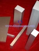 Tungsten copper strips LC25000