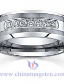 Men's Tungsten Carbide Band-3230