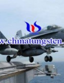 Tungsten alloy materials in use in fighter -0004