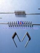 Tungsten filament electron gun -0106