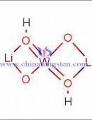 Lithium Tungstate Formula-0011