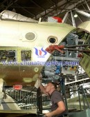 Russian Su-30SM fighters visited the assembly line