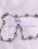 Tungsten steel necklace -0060