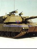 M1 main battle tanks -0012