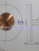 Tungsten Copper Part - 0001
