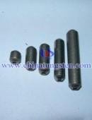 Tungsten alloy fishing sinkers -0033