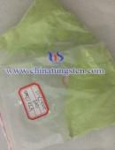 yellow tungsten oxide - 0037
