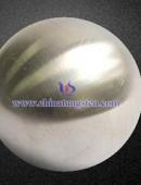 W273, WNiCu high specific gravity tungsten alloy ball