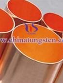 WCu15 Tungsten Copper Tube