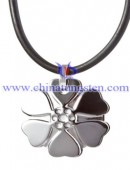 Tungsten steel pendant -0152