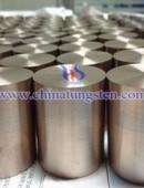 Tungsten copper alloy block -0060