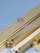 tungsten copper strips - 0014