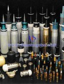 High-performance tungsten alloy penetrators -0016