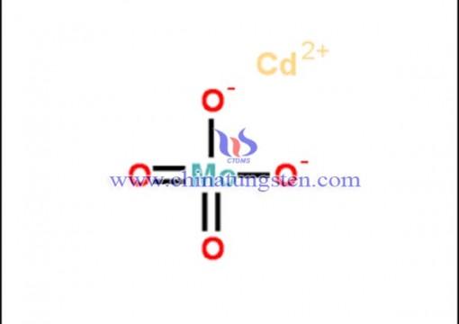 Cadmium Tungstate Formula-0005