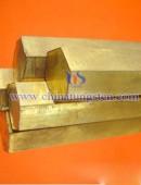 tungsten copper strips - 0012