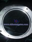 Tungsten alloy shielding ring JK-361+