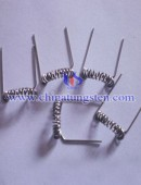 Tungsten filament electron gun -0098
