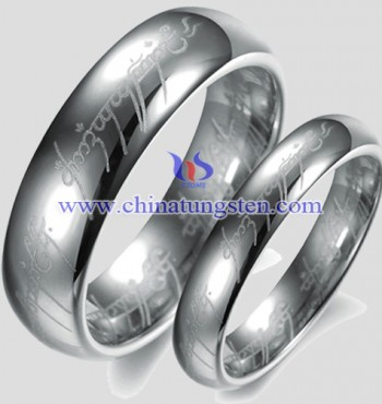 Tungsten Rings -194