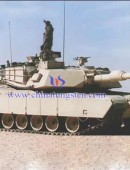 M1 main battle tanks -0005