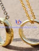 Tungsten steel necklace -0051