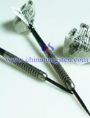 Tungsten alloy darts TDB-B-059