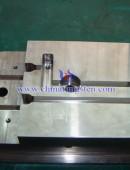 Tungsten alloy pieces of 95W-Ni-Fe