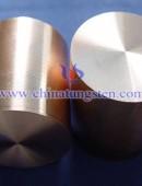 Tungsten copper alloy block -0061