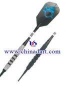 Tungsten alloy darts TDB-B-033