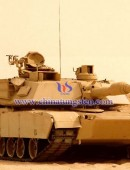 M1 main battle tanks -0008