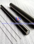 Silver Tungsten Rods