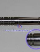 High specific gravity tungsten alloy the dart tube (70W 7.9438.00)