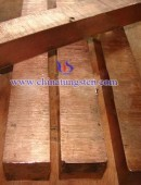 tungsten copper strips - 0005