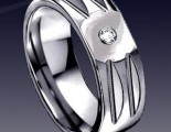 Tungsten Ring-0001