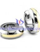 Tungsten Earring-0023