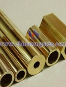 Tungsten copper alloy rod -0086