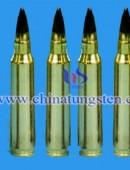 Tungsten alloy penetrators -0010