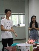XiaoBin birthday-160829