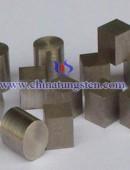 Tungsten copper alloy ingot -0063