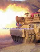 M1 main battle tanks -0009