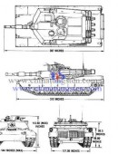 M1 main battle tanks -0013