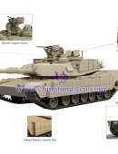 M1 main battle tanks -0001