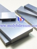 molybdenum electrode plate